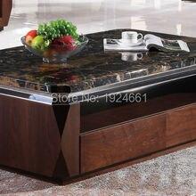 No Cam Sehpalar Muebles боковой стол Led бар Горячая Mesas зеркальная мебель деревянный кофе с настольным столом новая модель чай 310