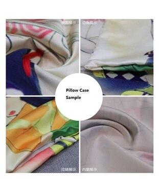 Аниме подушка двухсторонняя вариант 3 1