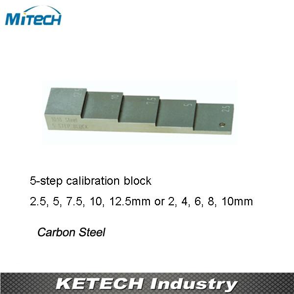 5-Step Calibration Test Block calibration test block iiw1 v1