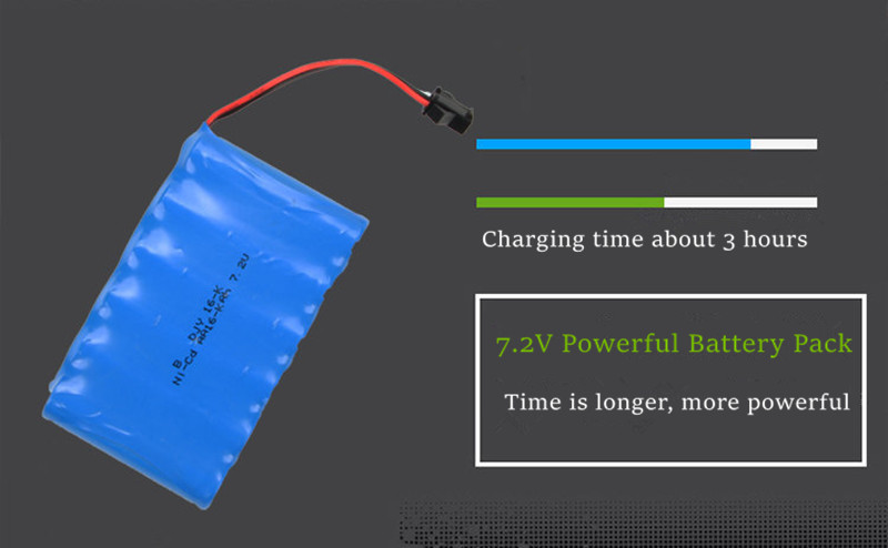 powerful battery pack long life battery