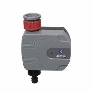 Автоматический Bluetooth садовый таймер для воды, умный контроллер орошения, подходит для iphone и Android #21066