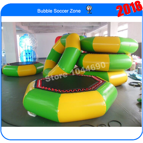 Cheap inflatable water trampoline for sale tramp sun trampoline 12
