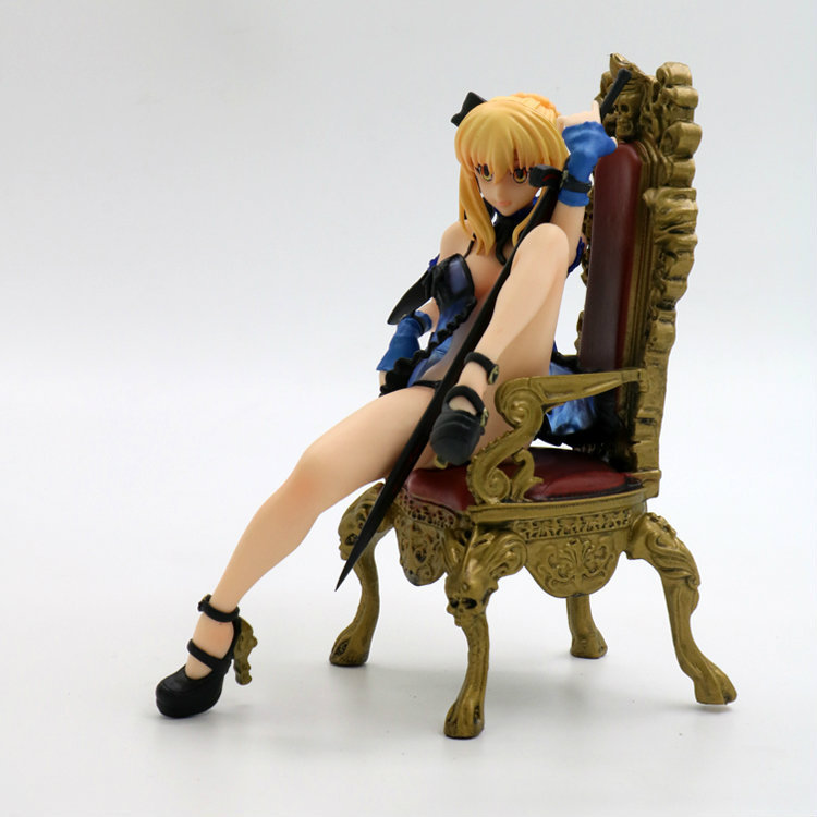 Fate/stay night Saber Alter Action Figure