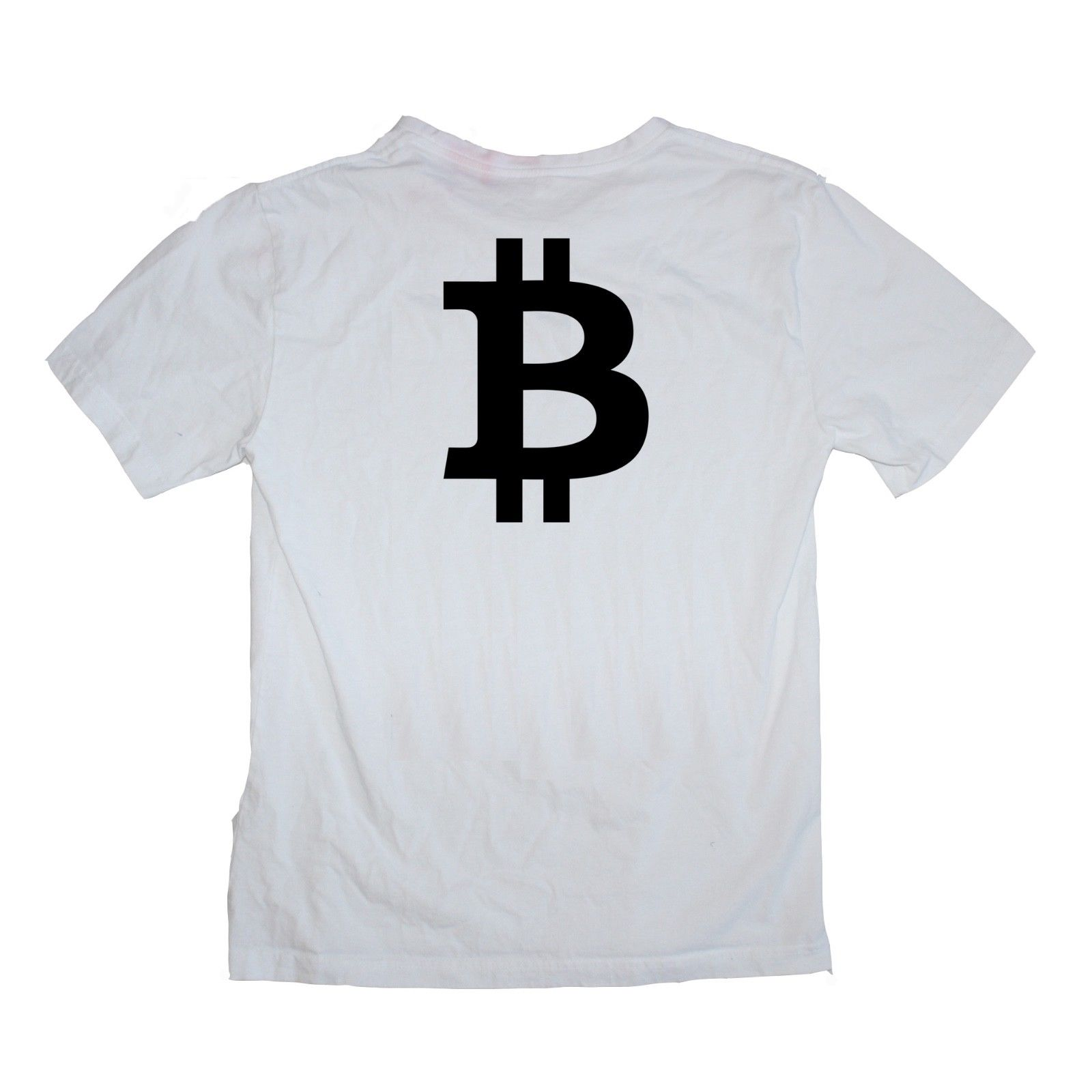US $14 24 5% OFF Hot Sell 2018 Fashion Bitcoin Money Crypto Currency  Digital Coin Shirt Kids Many Colours Print T Shirt Men-in T-Shirts from  Men's