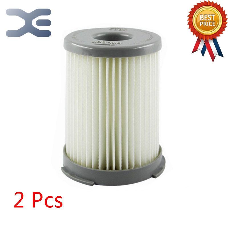 2Pcs Lot High Quality Compatible For Electrolux Vacuum Cleaner Accessories Filter Filter HEPA Z1650 / 1660/1670 цена в Москве и Питере