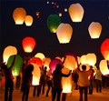 20pcs MultiColor High Quality Chinese Lantern Fire Sky Fly Candle Lamp for Birthday Wedding Party lantern Wish Lamp Sky Lanterns