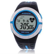 New Men Women Heart Rate Calorie Watches Sports Watch HRM Heath Care BMI Unisex Running Diving