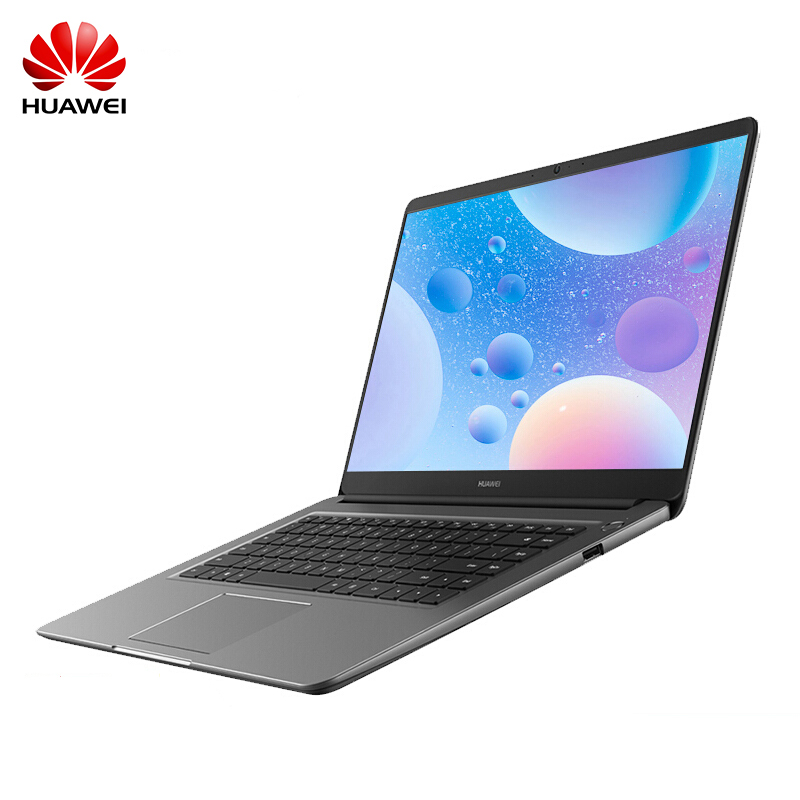 2017 Оригинал Huawei MateBook D 15,6 дюймов IPS ноутбук Windows 10 Intel Core i5-7200U 8 ГБ DDR4 256 ГБ SSD компьютер PC