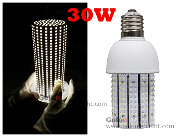Metal Halide Lampen : Led corn bulb e40 e27 30w 20w led lamp 120v 230v 277v white 5000k