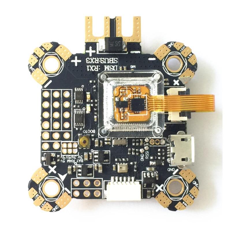 Omnibus F4 Pro Corner F4 Flight Controller AIO OSD PDB BEC Current Sensor MPU6000 IMU Version VS Matek F405-OSD BetaFlight jmt betaflight omnibus f3 pro flight controller built in osd bec current sensor for diy rc drone quadcopter