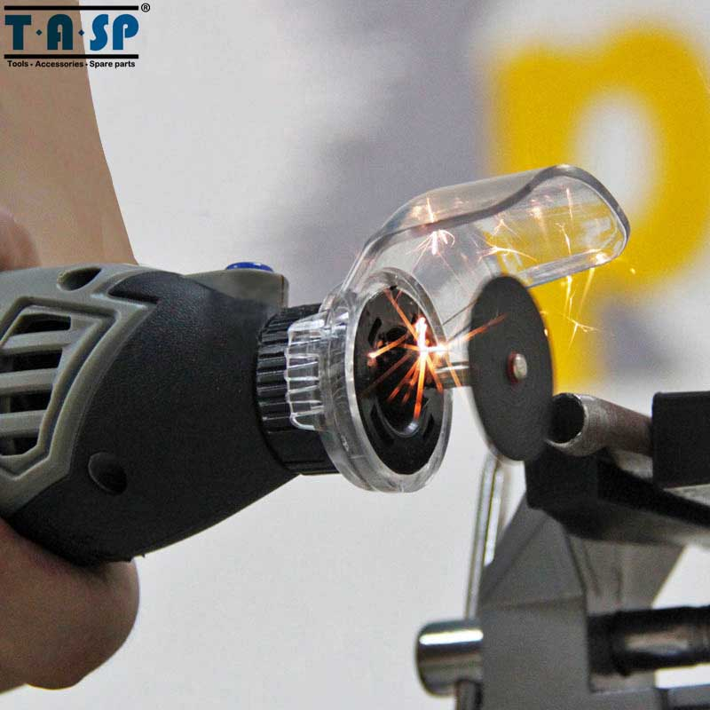 TASP 50 sztuk Wzmocniona włóknem szklanym tarcza tnąca Zestaw - Narzędzia ścierne - Zdjęcie 6