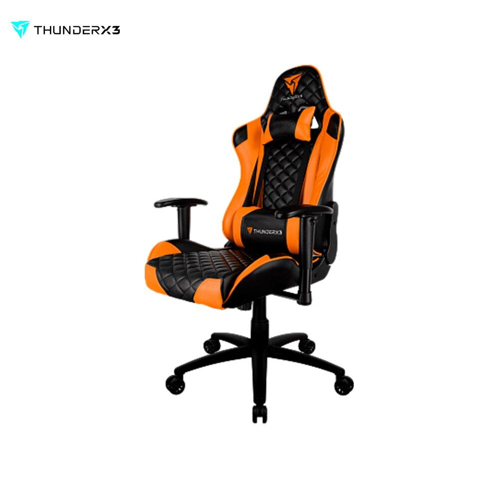 Gaming chair TGC12-Black-Orange