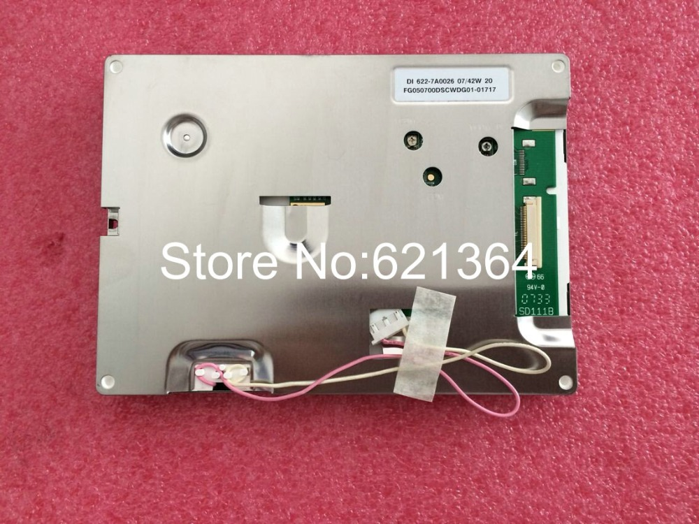 best price and quality   FG050700DSCWDG01   industrial LCD Displaybest price and quality   FG050700DSCWDG01   industrial LCD Display