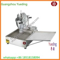 Commercial automatic doughnut maker