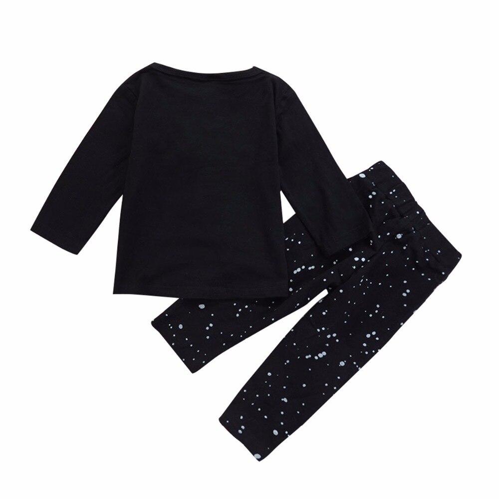 Puseky Neugeborenen Baby Junge Mädchen Kleidung Star Wars Langarm Baumwolle Tops T-shirt + Lange Hosen 2 stücke outfit Set Bebek Giyim 0-24 mt