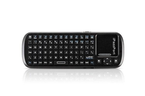 Free shipping Mini 2.4g mini wireless keyboard with touchpad