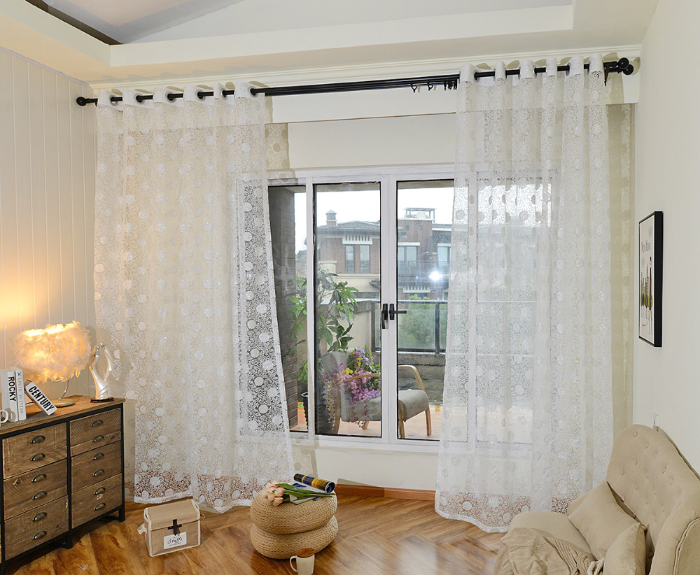 Special Offer Promotion Perspective Cafe Curtains For Living Room ...