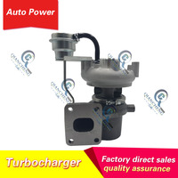 Diesel 4D34TI Engine for Mitsubishi turbo turbocharger TD05H Turbo for Hyundai Truck Mighty II 49178-03123 28230-45100