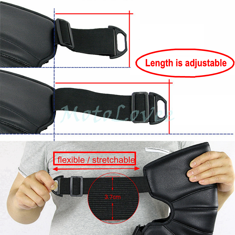Riding Knee Pads Warmer Motorcycle Warm Kneepad Motorbike Windproof Winter Knee Protective Guard PU Leather Waterproof 2Pcs Lot