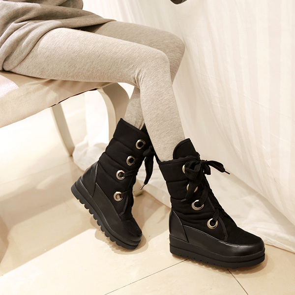 ФОТО The new autumn and winter 2014 women's Martin boots flat boots Scrub fashion wild Martin boots size 34-39 XY107