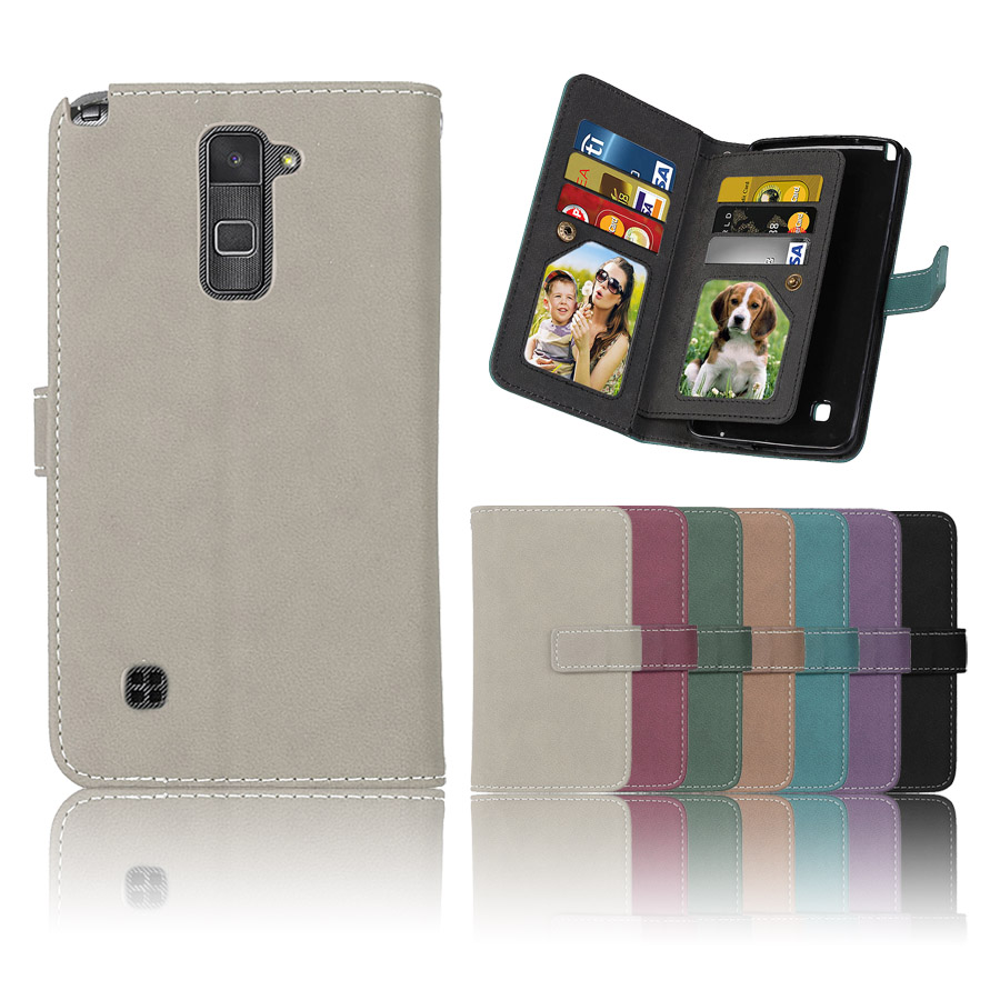 Flip Cover Leather Case For LG Stylus 2 Plus Mobile Case sFor LG stylus 2+ Phone Case Wallet Magnet Funda For LG Stylus2 PLus