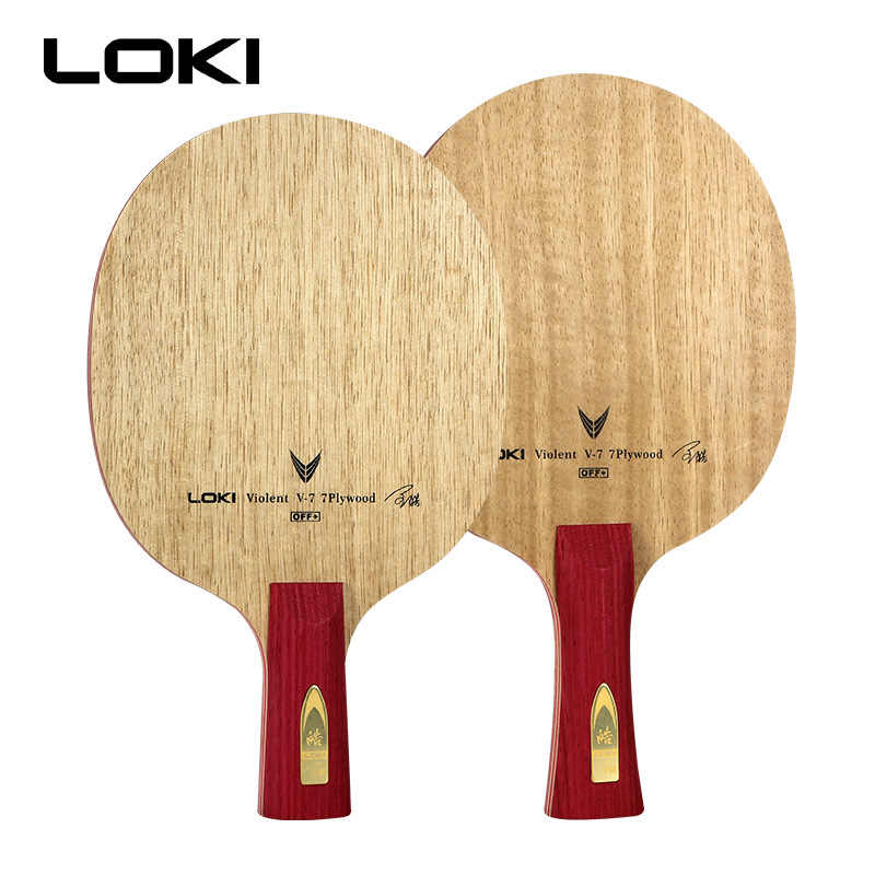 LOKI V7 Professional CLCR Table Tennis Blade High Quality Table Tennis Racket Offensive Ping Pong Blade