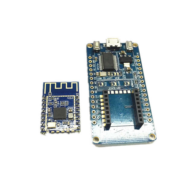 US $16 9 |Free shipping 10pcs/lot low cost HLK M50 RDA5981 replace esp8266  Integrates MCU wireless module secondary development-in Home Automation