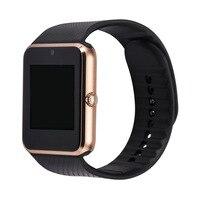 جديد بلوتوث سمارت ووتش GT08 smartwatch الهاتف مع sim tf بطاقة تعقب wirstwatch لالروبوت الهاتف pk a1 DZ09 u8 الجملة