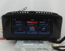 8,8 «Восьмиядерный 1024*600 HD экран Android 7,1 Автомобильный GPS Радио Навигация для BMW 7 серии E65 E66 2002-2008