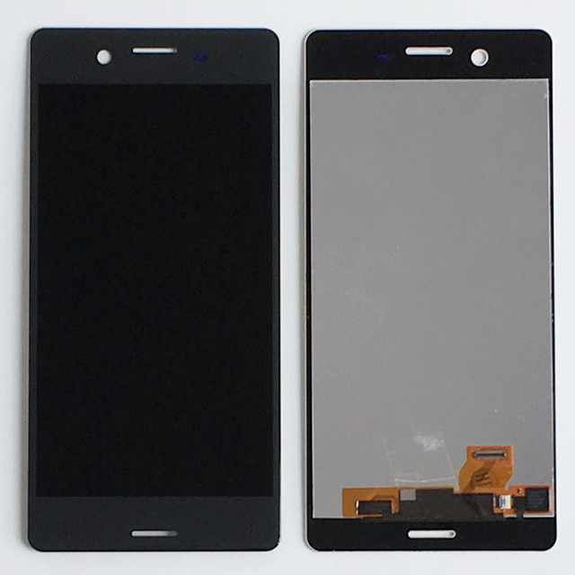 "5.0"" Black LCD Touch Screen Display Assembly For Sony Xperia X XP F5121 F8131 F8132"