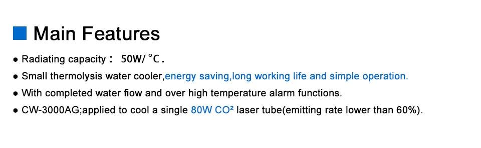 refrigeración husillo para enfriador 1
