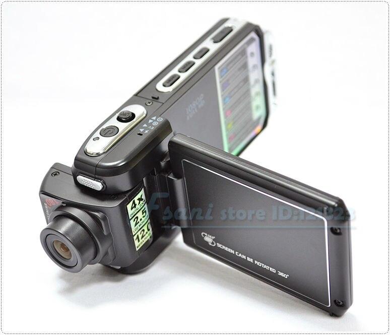 Upgrade Version 100% FullHD1920x1080P 25FPS High Quality F900L Car DVR Camera Video Recorder Car Black Box Free Shipping