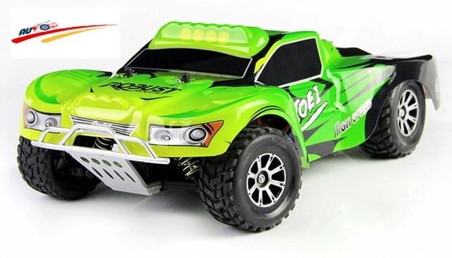 Wltoys A969 Rc Автомобилей 1:18 Масштаб 2.4 г 4wd 45 Км/ч высокоскоростной внедорожных Дистанционного Управления Автомобиля Ремо Гоночный Автомобиль Электрический РТР игрушка
