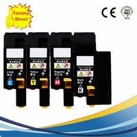 Replacement 1 Set Toner Patronen Color Toner Cartridges Aculaser C1700 C1750N C1750W CX17NF C 1700 1750N 1750W CX 17
