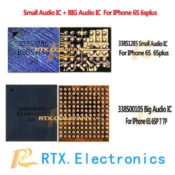 338S1285 338S00105 For IPhone 6s 6splus 6sp U3500 U3700 Small Audio IC Big Audio Controller Micropho