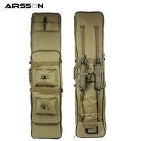 Airsson 85cm 100cm 120cm Rifle Gun Bag Shotgun Handbag With Shoulder Handbag Extension Bag For Shotgun