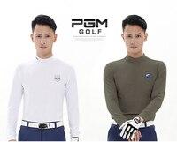 Hot sale!Golf Trainning T Shirts PGM Golf Clothes Ice Sunscreen Men's Golf Movement Sportswear Bottom Shirt,Free shipping