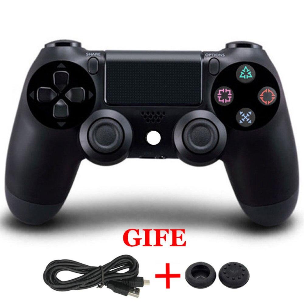 Manette de jeu sans fil originale pour Sony Playstation 4 PS4 manette double choc manette de jeu pour PlayStation 4
