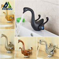 Creative Design Chrome Finish Bathroom Wall Mount Basin Sink Faucet wall Mounted Two Handles Mixer Water Taps