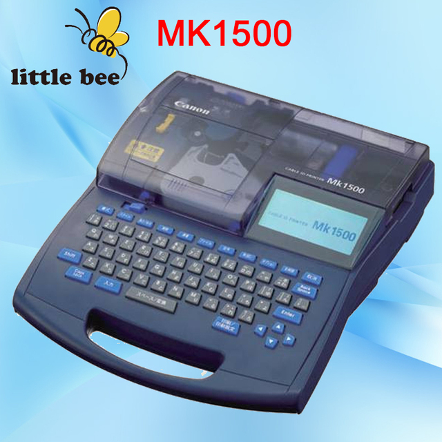 Original Mk1500 Impressora De Id De Cabo Marcador De Fio