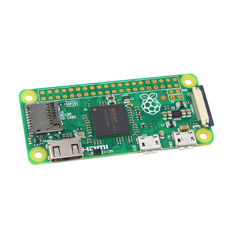 Raspberry Pi Zero V1.3 Board With 1GHz CPU 512Mb RAM Support Linux OS 1080P Video Output Raspberry Pi Zero 1.3 Version Pi 0