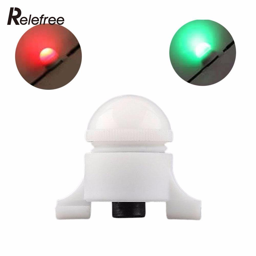 2 Pcs Fishing Bell Light Led For Fishing Rod Portable Mini Bite Alarm Electronic Waterproof Automatic Sport Device Bite Wireless