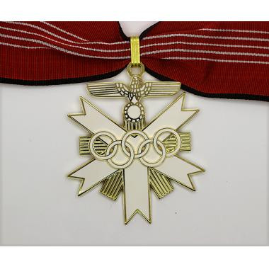EMD Ww2  Olympic Games Decoration 2nd Class1