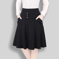 The Spring And Summer Of 2015 New Bohemia Chiffon Maxi Fairy Skirt Skirt