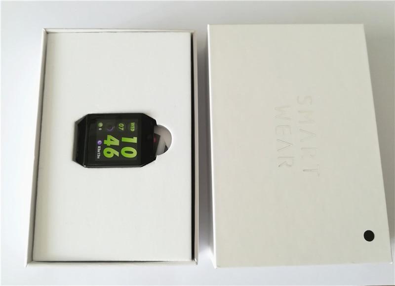 W1 Smart Bracelet Blood Pressure Measurement Color Screen Fitness Tracker Watch Waterproof IP68 Heart Rate Monitor GPS Tracker 49