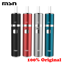 New 2019 E Cig 100% Original MSN M50 HNB ICOS Heat Not Burn Electronic Cigarette Kit Compatibility With iQOS Popular in Japan