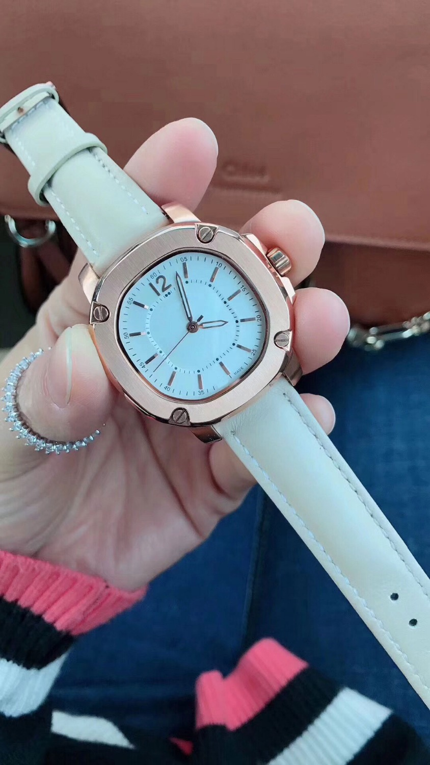 2017 Hot Sell Women Luxury Watch Genuine Leather Strap Full Crystal Diamond Bling Analog Quartz Ladies Wristwatch Mujer Relojes bling colorful sanda luxury leather quartz watch women clock female ladies dress wristwatch gift gold 2018 relojes mujer saat