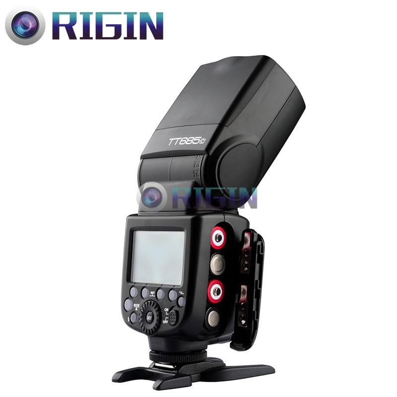 Godox TT685C камера Flash 2.4 ГГц сымсыз - Камера және фотосурет - фото 4