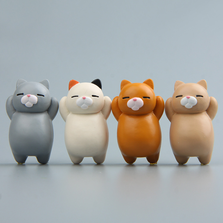 8 шт./лот честный игрушки для кошек нет магниты животных детские игрушки подарки украшения дома унисекс