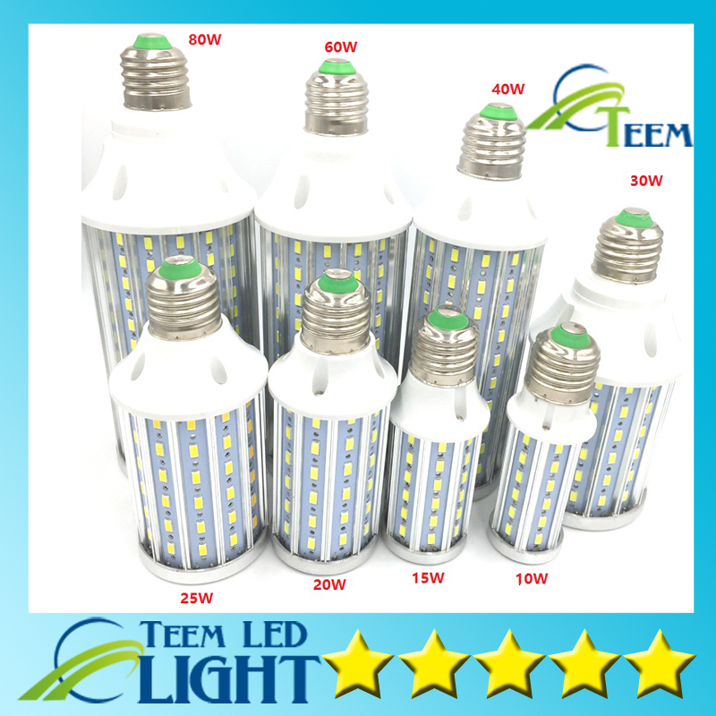 X1pcs Super bright Led Corn light E27 E14 B22 SMD 5630 85 265V 10W 15W 20W
